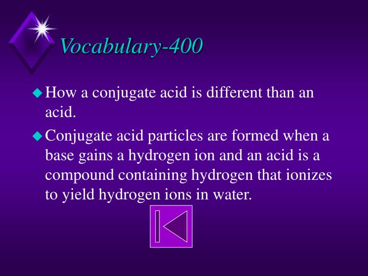 Vocabulary-400