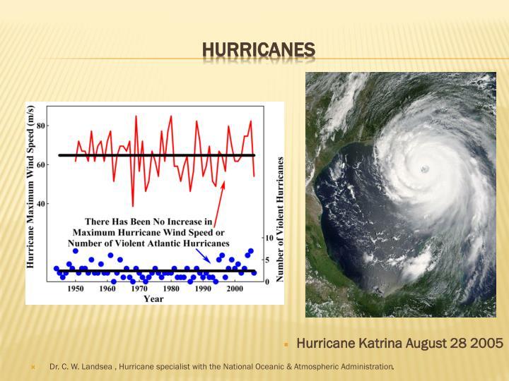 Hurricane Katrina August 28 2005