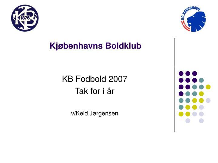 Kjøbenhavns Boldklub