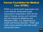 kansas foundation for medical care kfmc