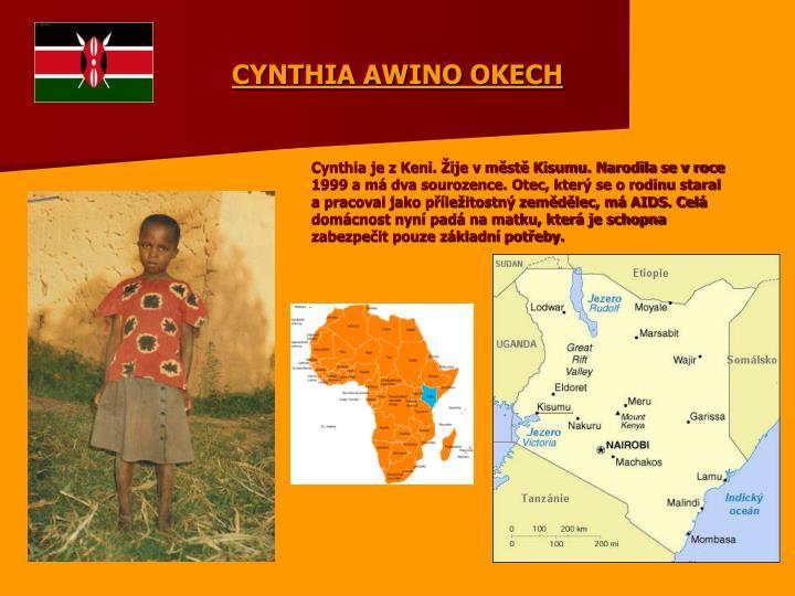 Cynthia awino okech