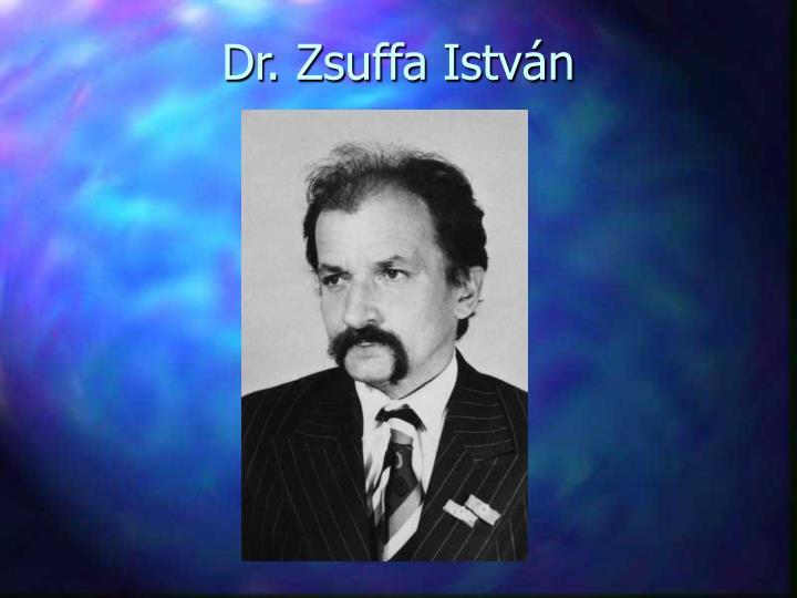 Dr. Zsuffa István