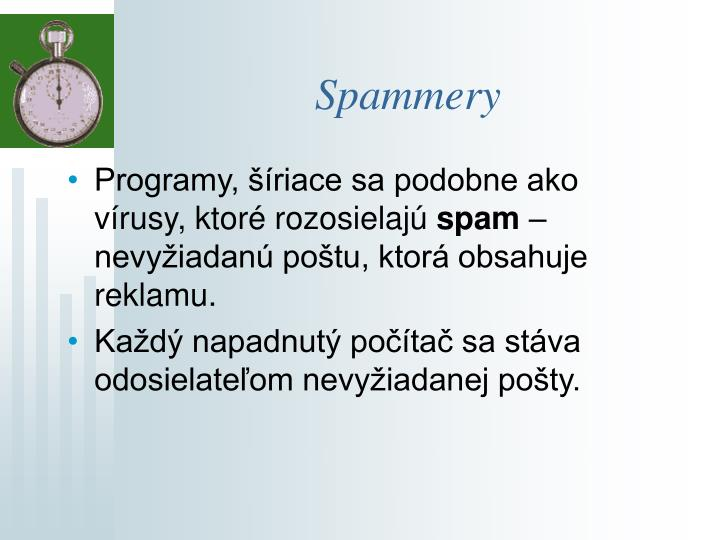 Spammery