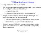 tes key development issues2