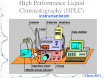 high performance liquid chromatography hplc