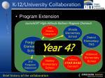k 12 university collaboration4