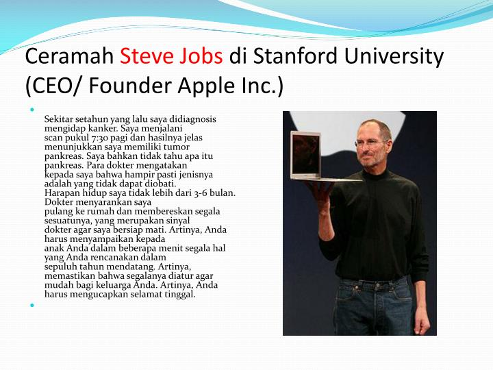 steve jobs lecture in stanford university pdf