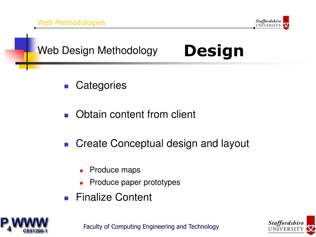 Ppt Web Methodology Powerpoint Presentation Free Download Id 5081977