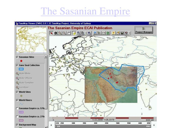 The Sasanian Empire