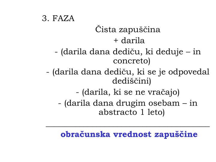 3. FAZA