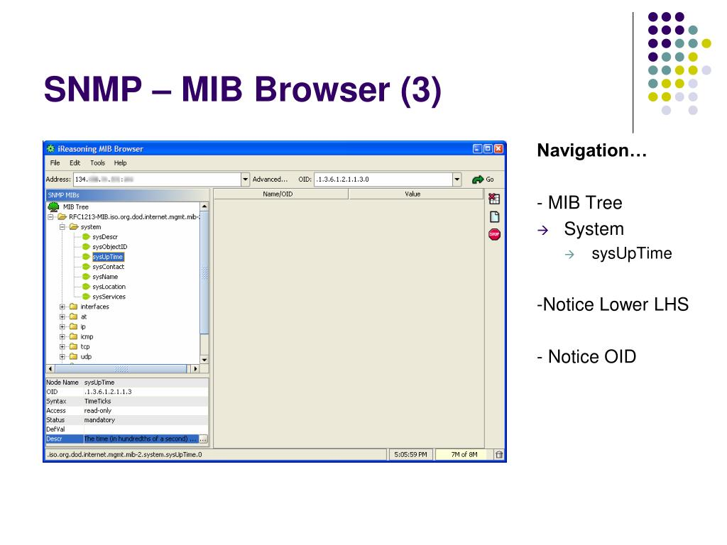 PPT - SNMP Tutorial PowerPoint Presentation - ID:5084178