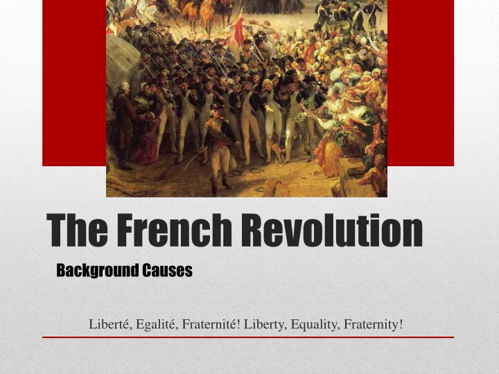 historical factors of the french revolution essay Financial factors leading to the french revolution essay 2853 words | 12 pages introduction the french revolution was nothing less than any revolution before or anyone after it: radical change in the institution that was known as the ordinary lifestyle.