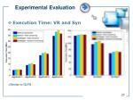 experimental evaluation5