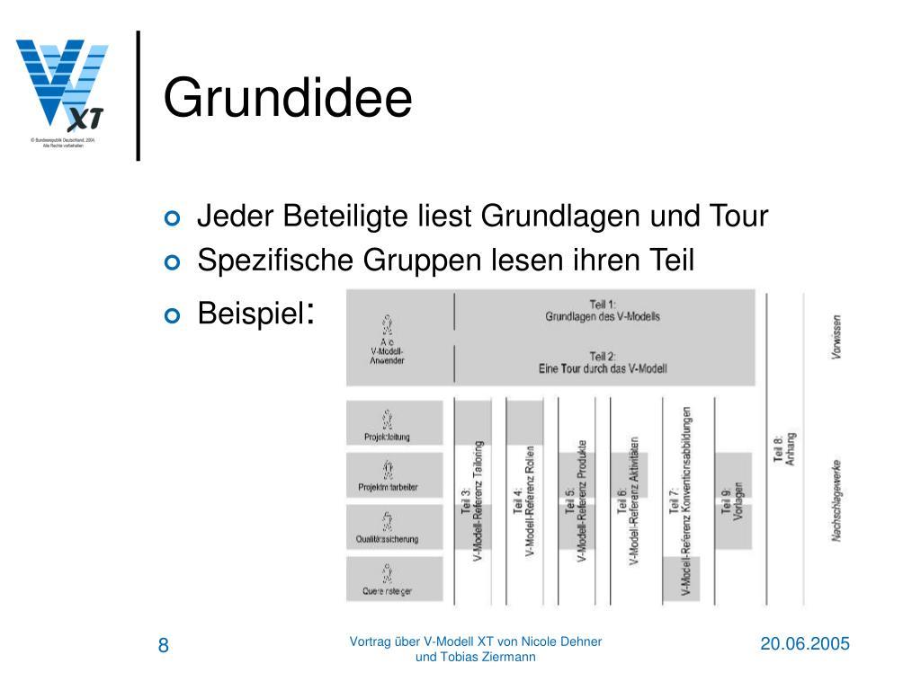 PPT - V-Modell XT PowerPoint Presentation - ID:5086956
