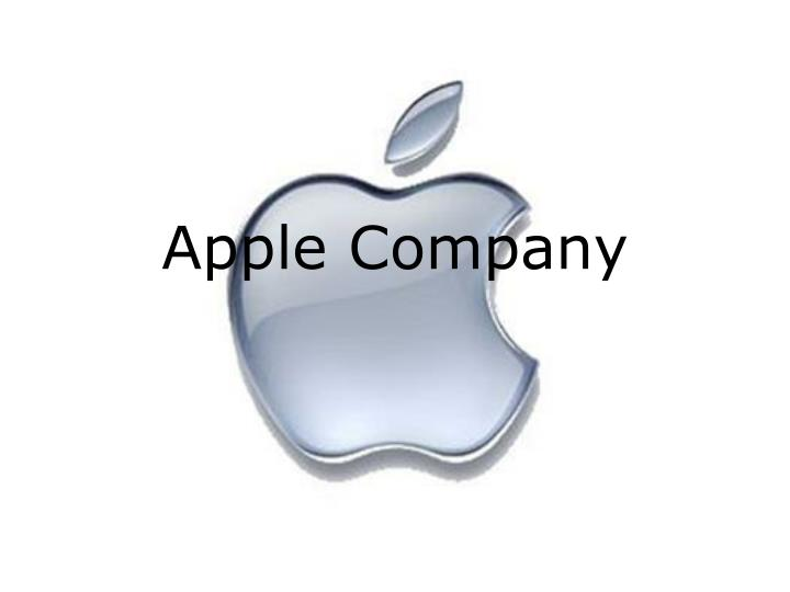 introduction of apple company Apple inc, (nasdaq: aapl) formerly apple computer inc, is an american multinational corporation that designs and manufactures consumer electronics and software products the company's best-known hardware products include macintosh computers, the ipod and the iphone.
