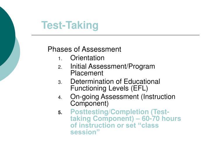 Test-Taking