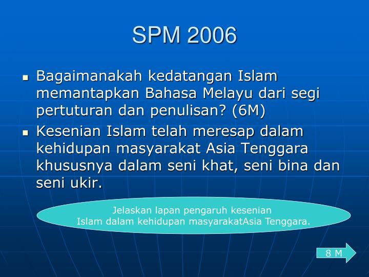 SPM 2006