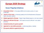 europe 2020 strategy1