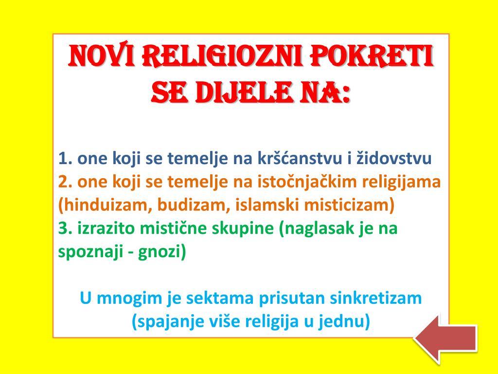 izlazi s religioznim čovjekom