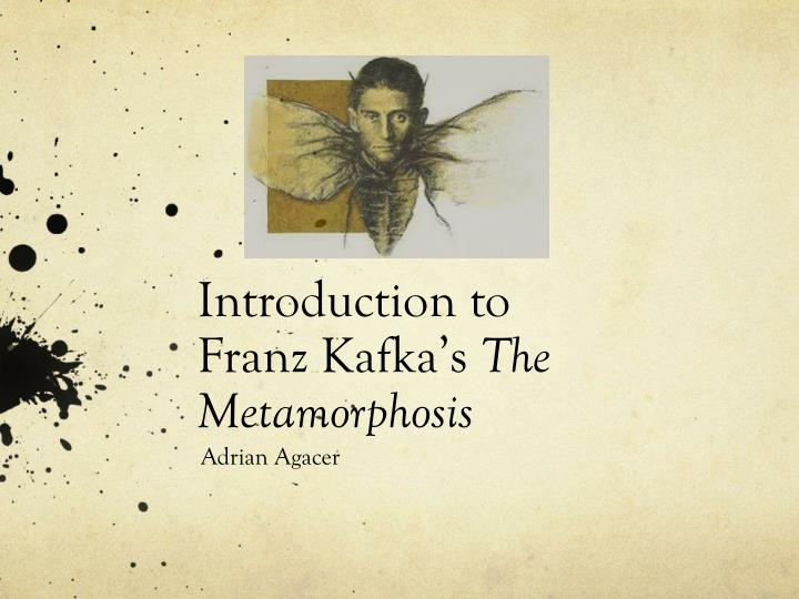 acting positively or negatively to huge problems in the metamorphosis by franz kafka and the color o