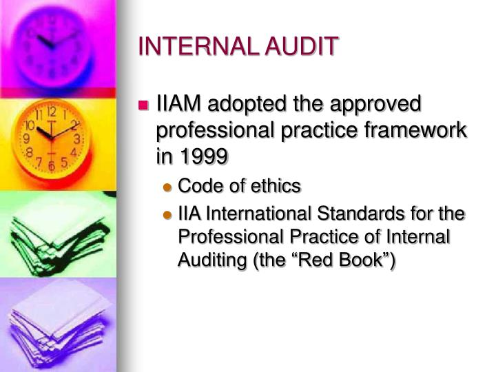 internal auditing Office of internal auditing welcome to the wiu office of internal auditing please take a few minutes to review our site and learn more about internal auditing, the services we provide, and how we can assist you.