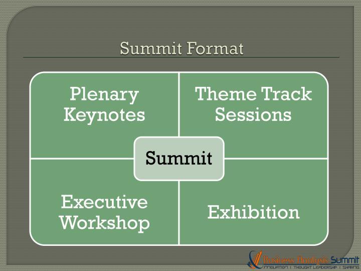 Summit Format