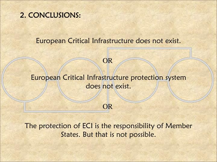2. CONCLUSIONS: