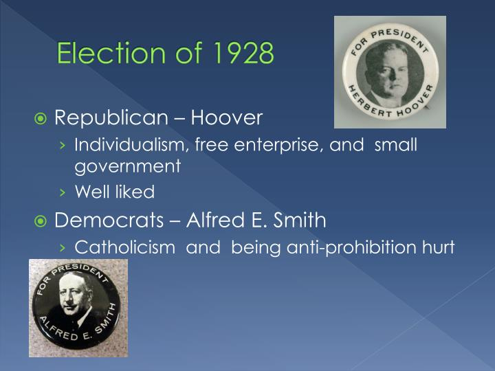 Election of 1928