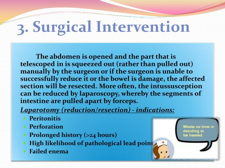 3. Surgical Intervention
