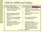 cds ile cdds nin farklar1