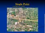 single point