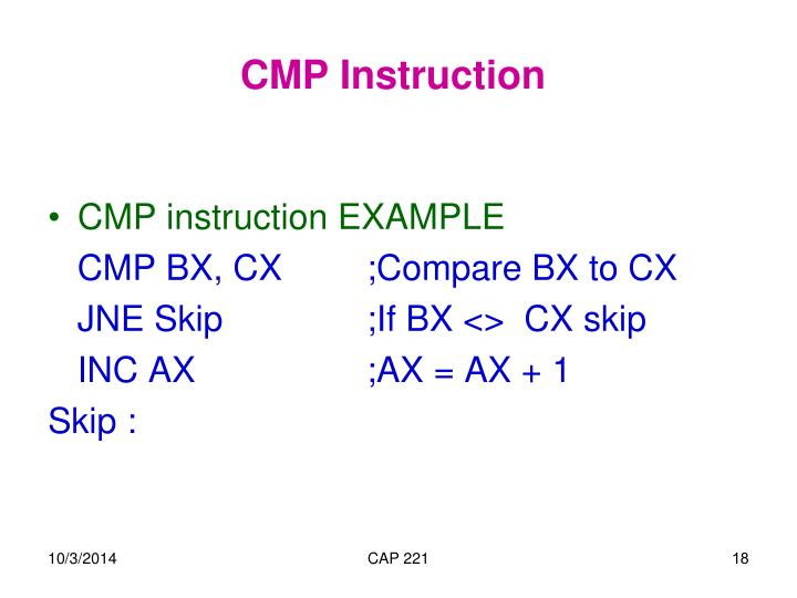 Ppt Flow Control Instructions Powerpoint Presentation Id5091719