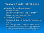 diaspora bonds introduction1