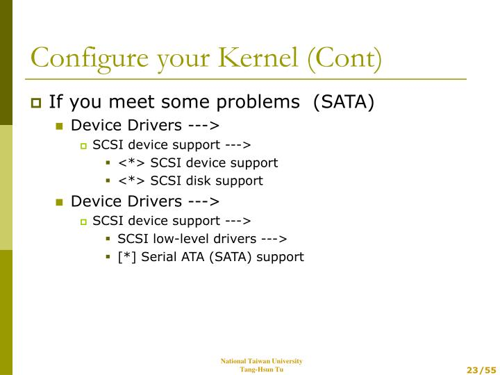 If you meet some problems  (SATA)