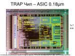 trap asic 0 18 m