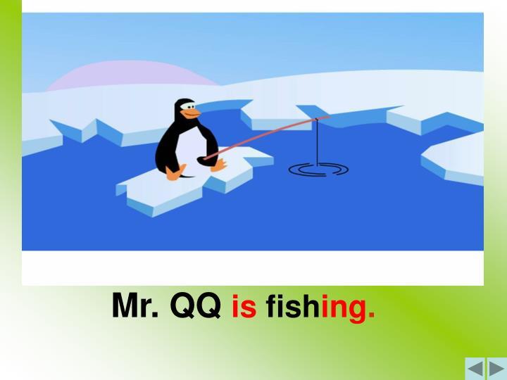 Mr. QQ