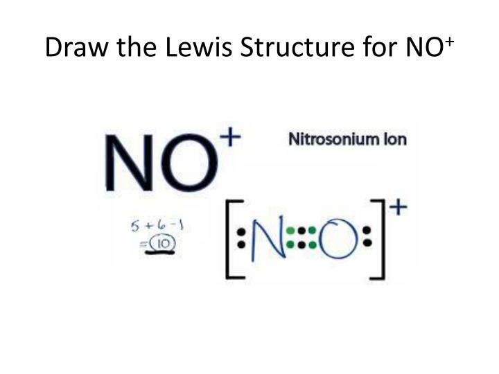 No  Lewis Structure PPT - Molecular...