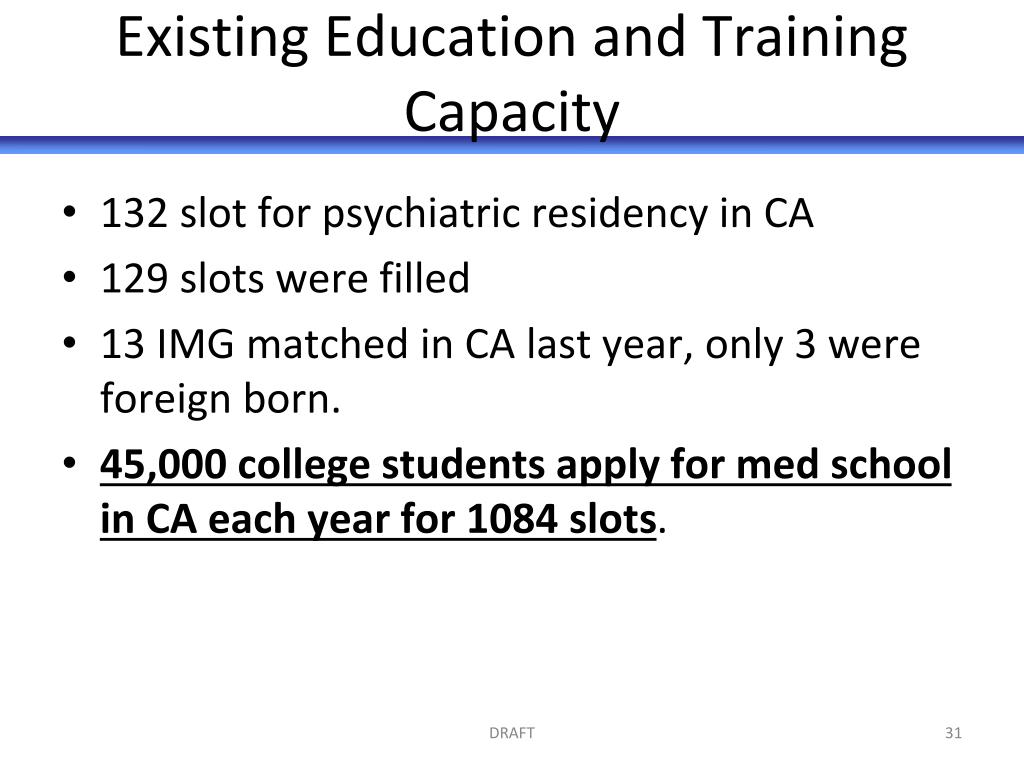 PPT - Development of Health Career Pathway for California