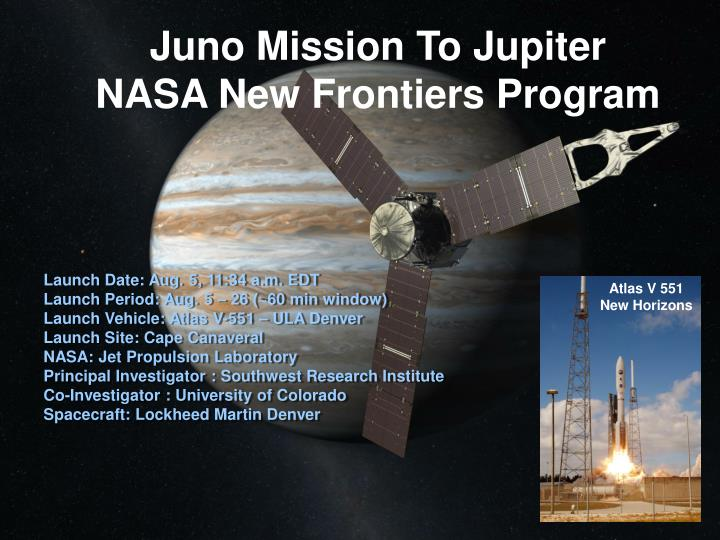 juno nasa project - photo #13