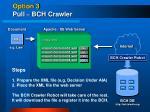 option 3 pull bch crawler1