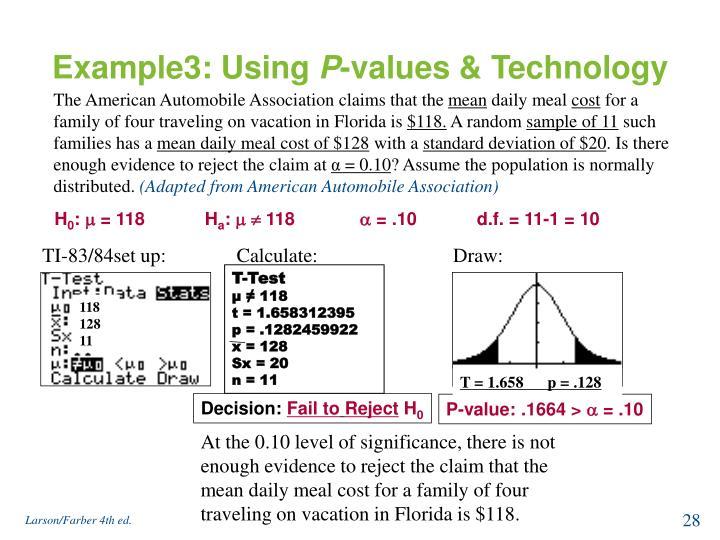 Example3: Using