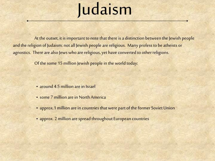how did judaism spread