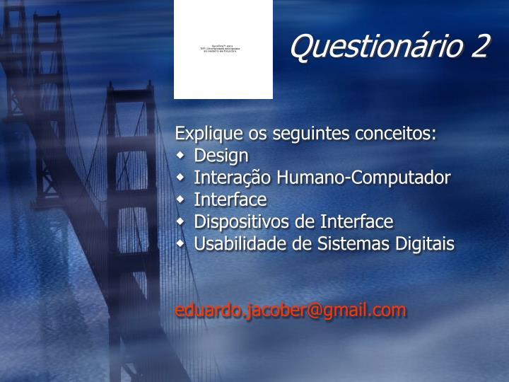 Question rio 2