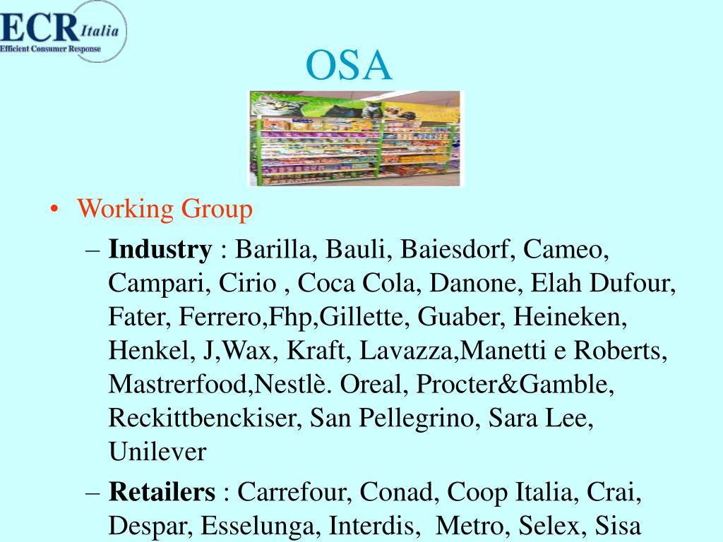 PPT - ECR Italia Main Project 2003 PowerPoint Presentation