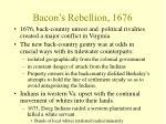 bacon s rebellion 1676