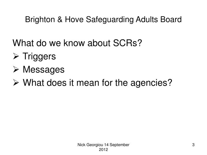 Brighton hove safeguarding adults board2