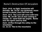 rome s destruction of jerusalem