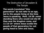 the destruction of jerusalem the temple1