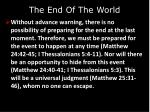 the end of the world2