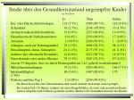 studie ber den gesundheitszustand ungeimpfter kinder von rolf kron1